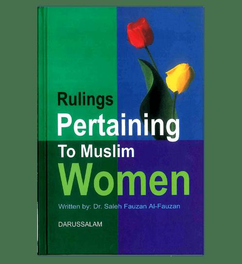 Rulings Pertaining to Muslims Women
