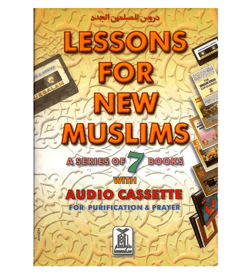 Lessons for New Muslims (Box Set)