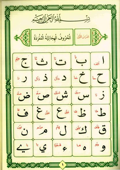 Qaidah Nooraniyah
