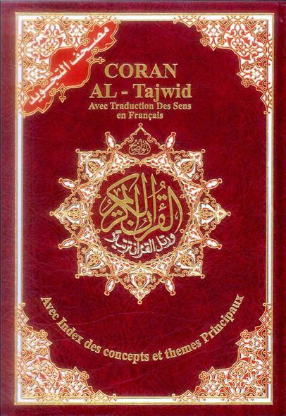 Tajweed Quran | Translation and Transliteration – French