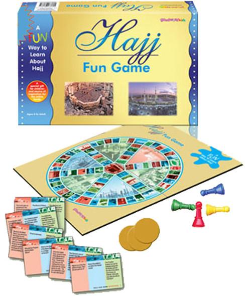 Hajj Fun Game