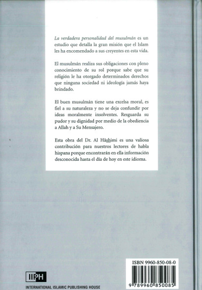 La Verdadera Personalidad Del Musulmán (Spanish) The Ideal Muslim