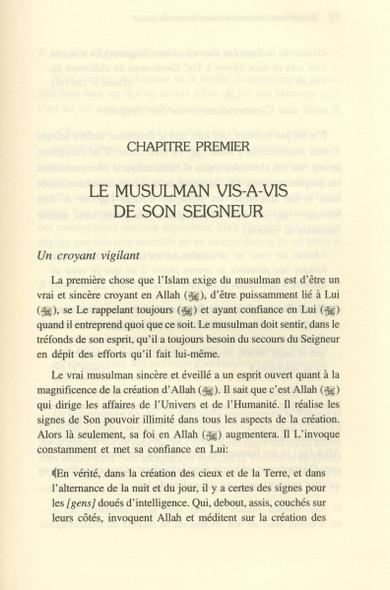 The Ideal Muslim LA PERSONNALITÉ DU MUSULMAN (FRENCH)