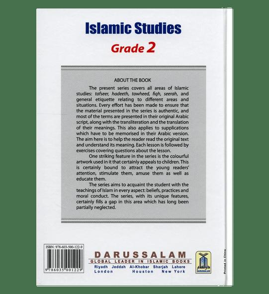 Islamic Studies Grade 2
