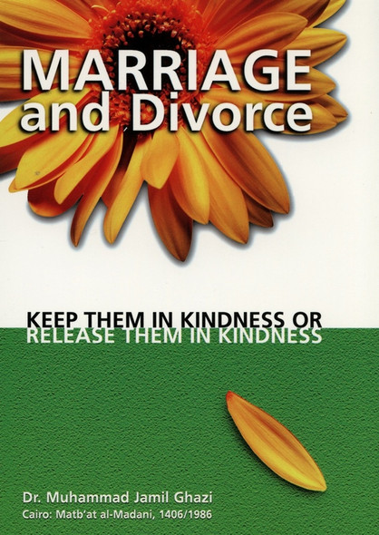 Marriage and Divorce Keep