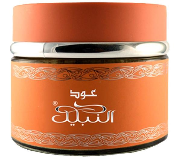 Oudh Nabeel Incense - 60 grams Bakhoor   Bakhoor Oudh to burn   Best seller
