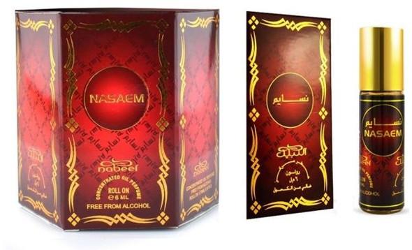 Nasaem oil perfume (6ML)