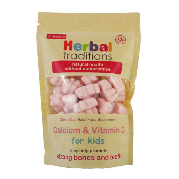 Calcium & Vitamin D Gummies