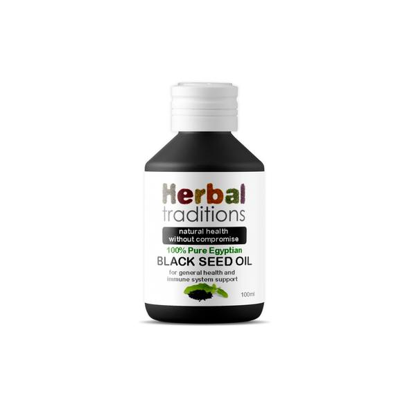 Pure Egyptian Black Seed Oil  ORGANIC  100ML