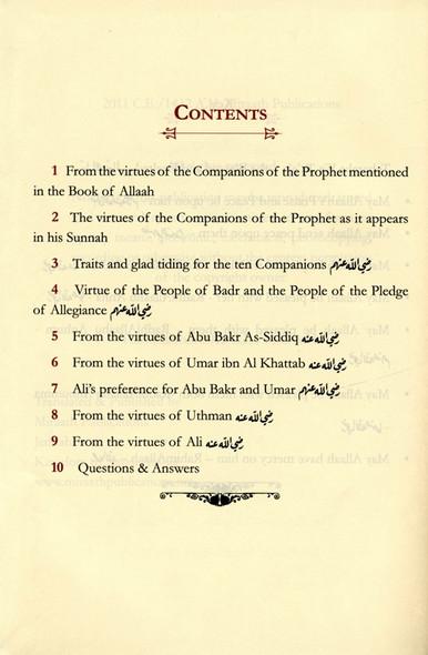 The Status of Companion In Islaam