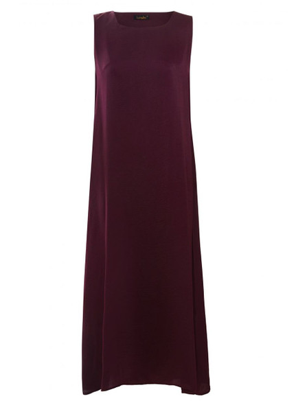 Plum Slip Dress