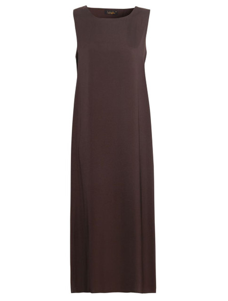 Dark Chocolate Slip Dress, Zadina