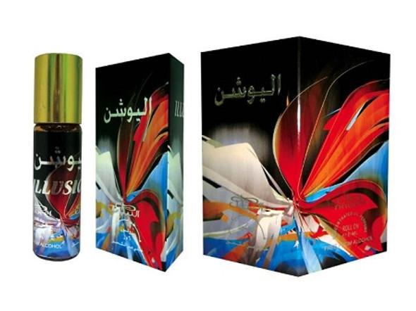 Illusion Oil Perfume-Attar (6ml Roll-on)
