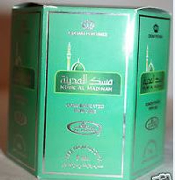 Musk Al Madinah Concentrated Perfume-Attar (6ml Roll-on)