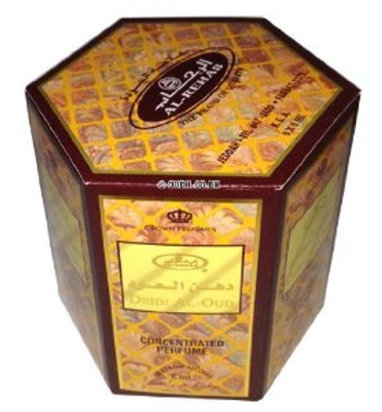 Dehn Al-Oud Concentrated Perfume-Attar (6ml Roll-on)