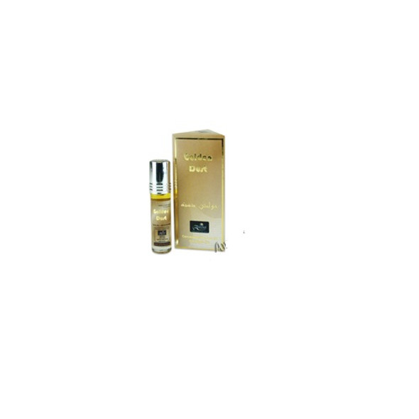 Golden Dust Concentrated Perfume-Attar (6ml Roll-on)