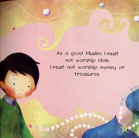 Allah Tells Me…