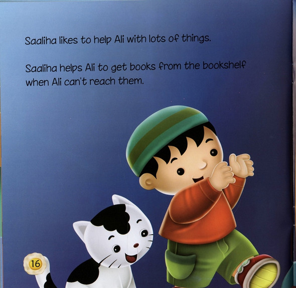 Helping Others(Akhlaaq Building For Kids)