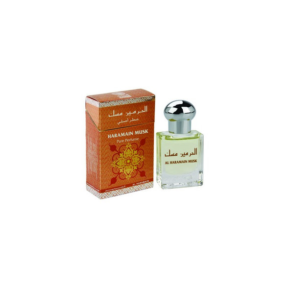 Musk by Al Haramain Perfumes (15ml)