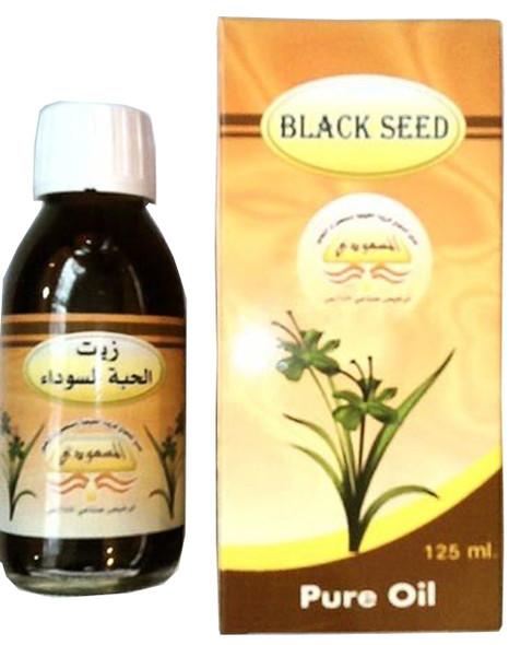 Black Seed Oil Pure Cold Pressed 125ml   Blackseed Oil