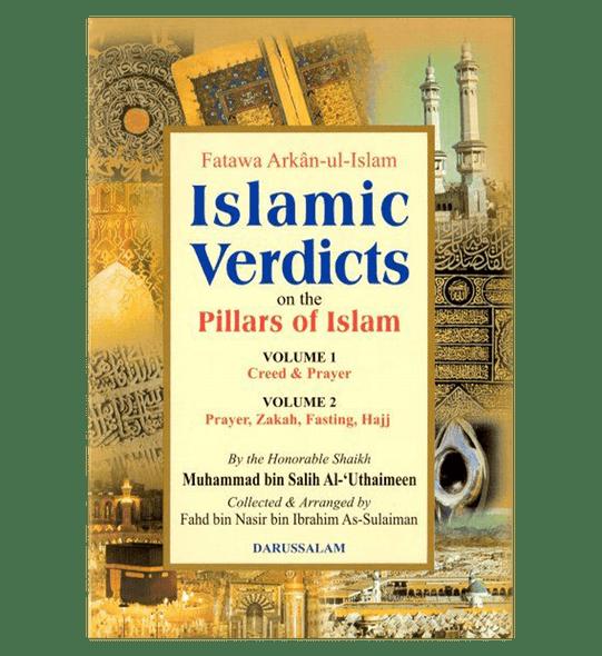 Islamic Verdicts on the Pillars of Islam : 2 Volume Set