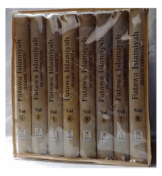 Fatawah Islamiyah : Islamic Verdicts : 8 Volume Set