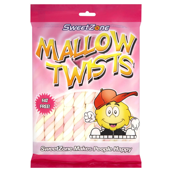 Mallow Twists by SweetZone