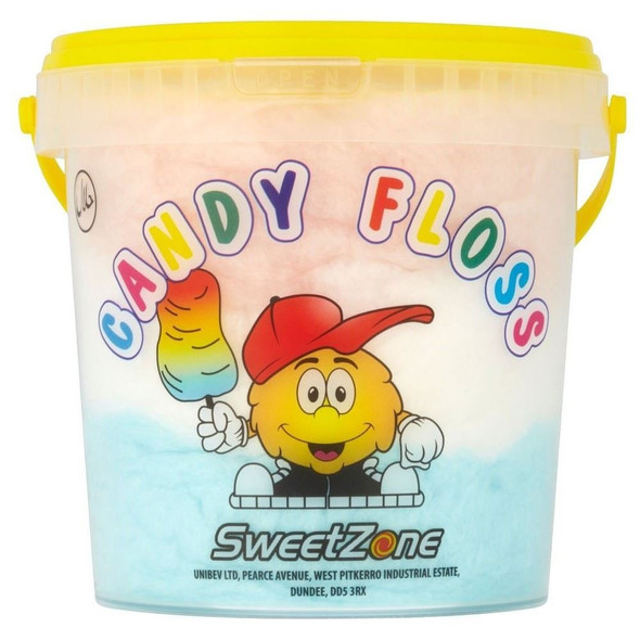 SweetZone Candy Floss/Cotton Candy (50 Grams)