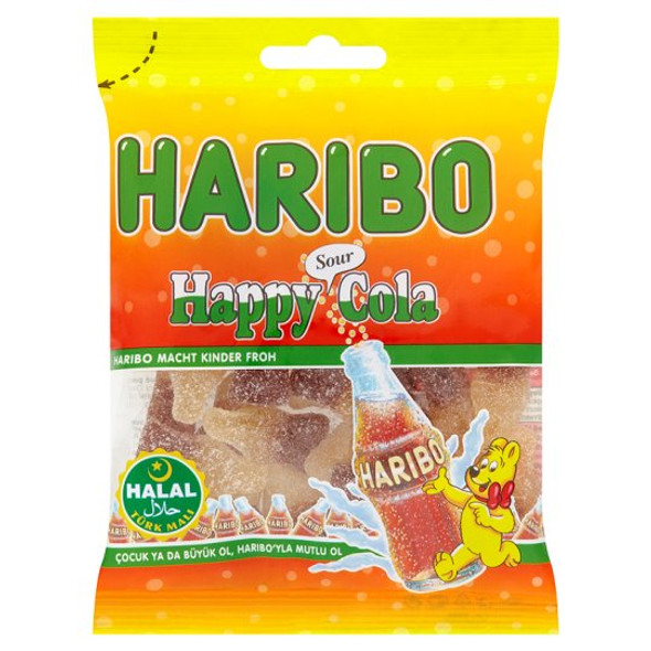 Sour Happy Cola by Haribo