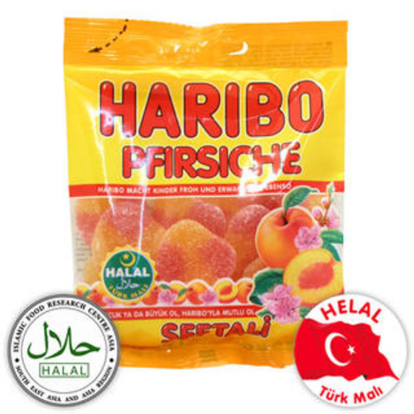 Pesches (Seftali) by Haribo