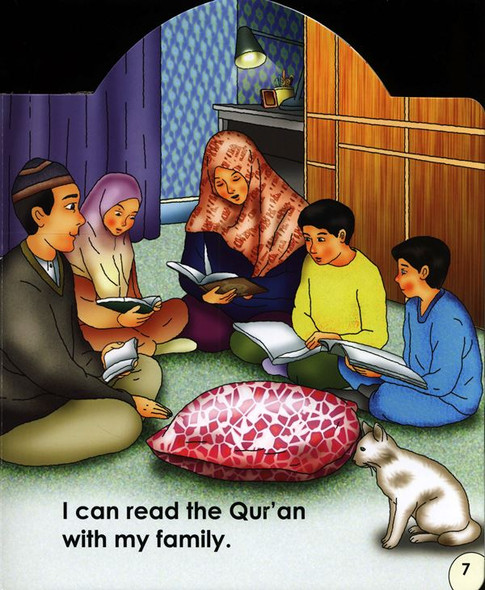 I Can Read The Qur'an (almost) Anywhere (I can series)