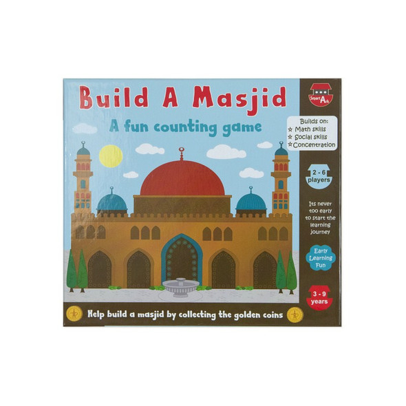 Build A Masjid Game