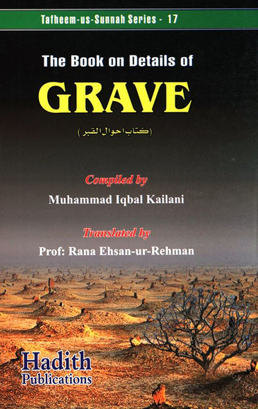 The Book On Detail Of Grave