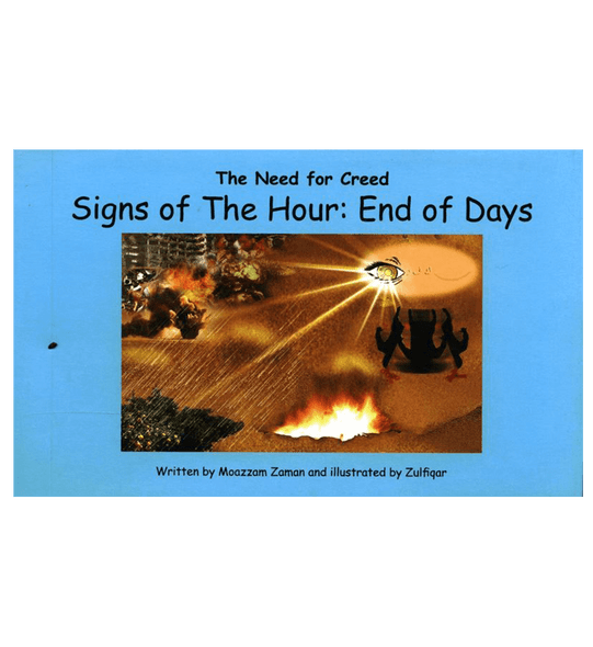 The need for Creed: Signs of The Hour End of Days (9)