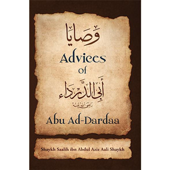 Advices of Abu Ad Darda