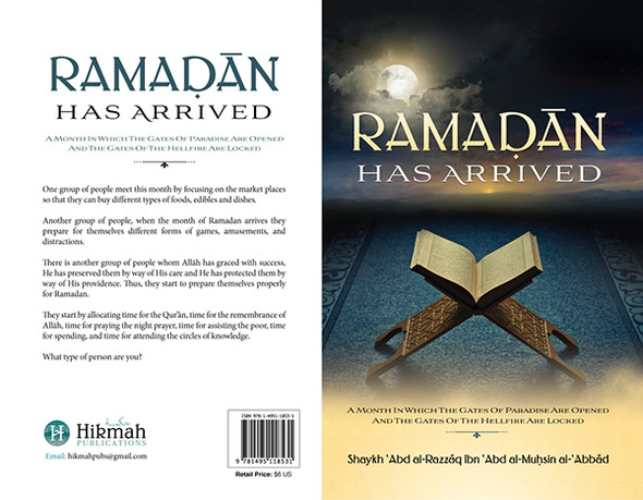 Ramadan Has Arrived