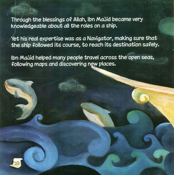 Ibn Majid: The Master Navigator (Muslim Scientists)