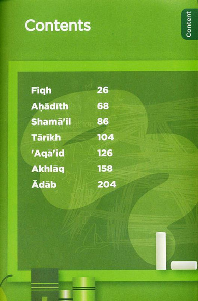Islamic Curriculum Coursebook 6 (Boys )
