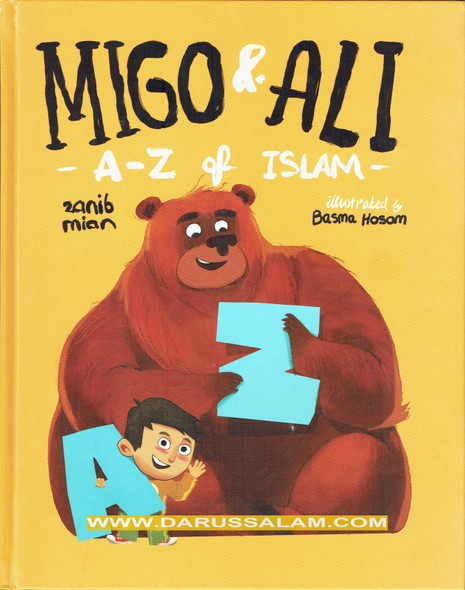 Migo & Ali, A-Z of Islam,9781916023642,