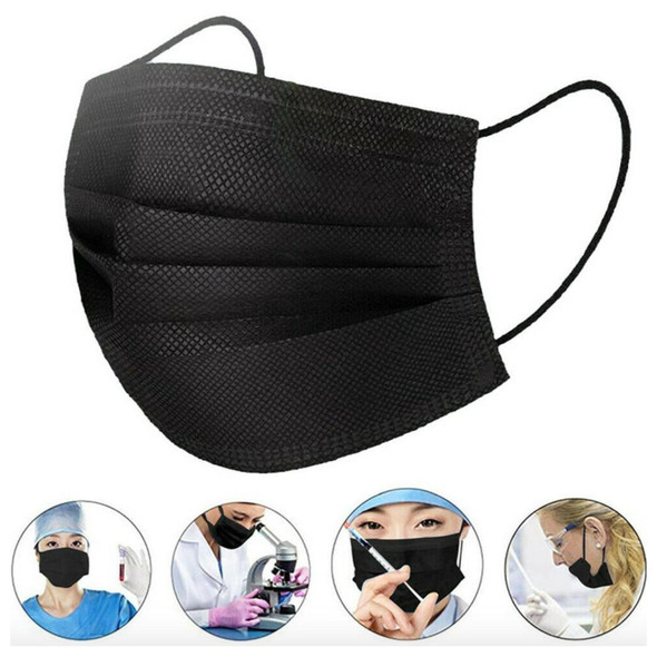 3 Layer Surgical Disposable Face Mask/ Anti-Dust/ Anti-Virus  INDIVIDUALLY PACKED FOR HYGIENE