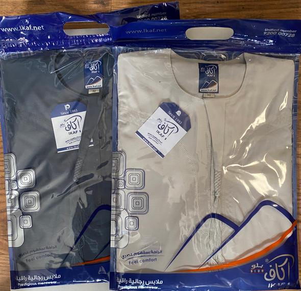 IKAF OMANI THOBE JUBBA ARABIAN  DRESS FOR BOYS  IKAAF