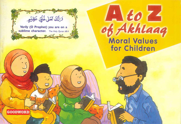 A to Z of Akhlaaq Moral Values For Children