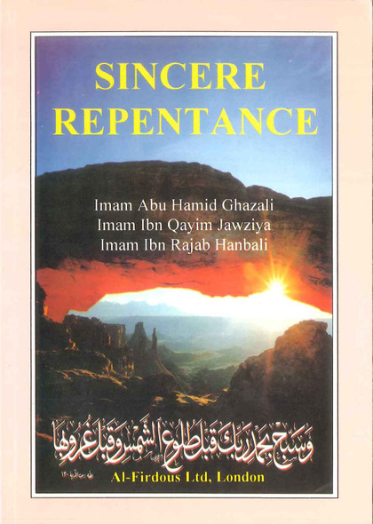 Sincere Repentance