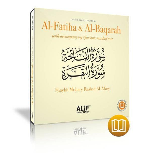 Al Fatiha & Al Baqarah 2 CDs