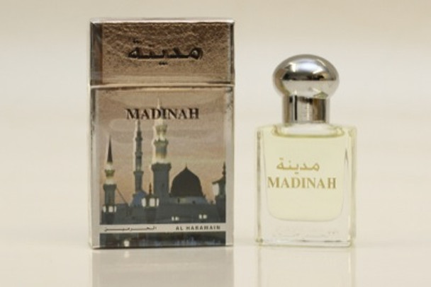 Madinah by Al Haramain Perfumes (15ml)