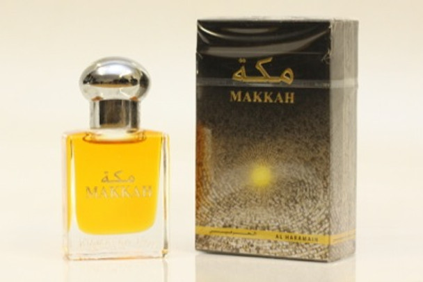 Makkah by Al Haramain Perfumes (15ml)