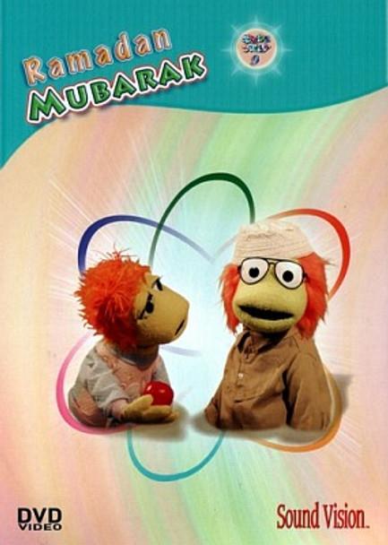 RAMADAN MUBARAK DVD ( ADAMS WORLD SERIES 9 )
