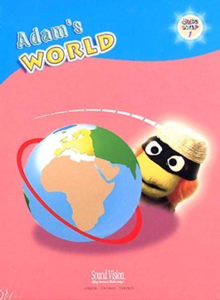 ADAM'S WORLD DVD ( ADAMS WORLD SERIES 1 )