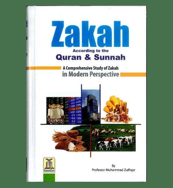 ZAKAH According to the Quran & Sunnah