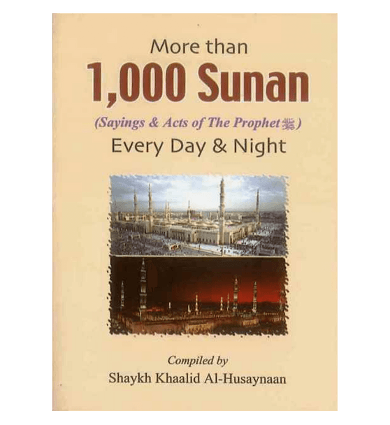 More than 1000 Sunan for Every Day & Night